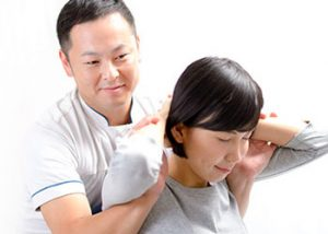 ぷらす鍼灸整骨院の施術