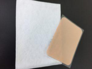 パップ剤とテープ剤の湿布