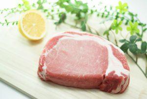 ビタミンB1の豊富な豚肉