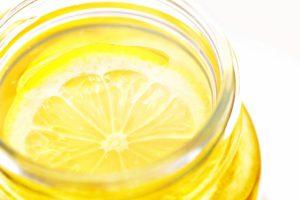 クエン酸とビタミンC豊富なレモン