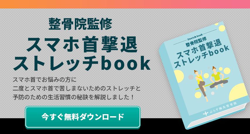スマホ首改善e-book