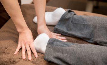 整骨院でのO脚治療