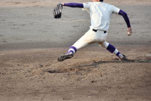 野球の投手