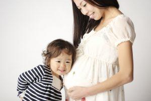 出産を待ちわびる妊婦さん