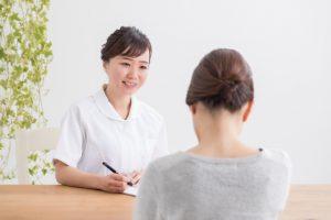 体の不調に関するカウンセリング