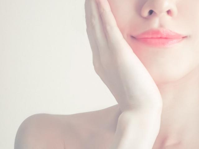 顎関節の痛みの消えた女性