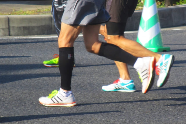疲労骨折を起こしやすいマラソン競技