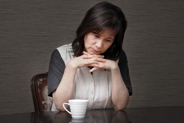 更年期障害にお悩みの女性