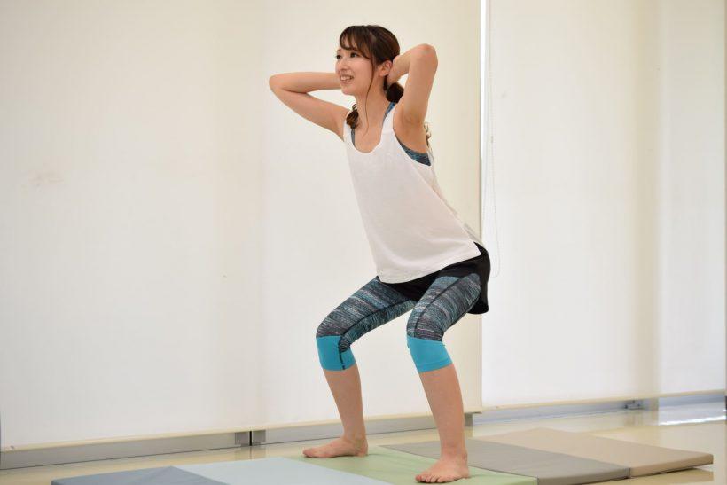 O脚改善にスクワットは効果がある?整骨院おすすめ正しい筋トレとは