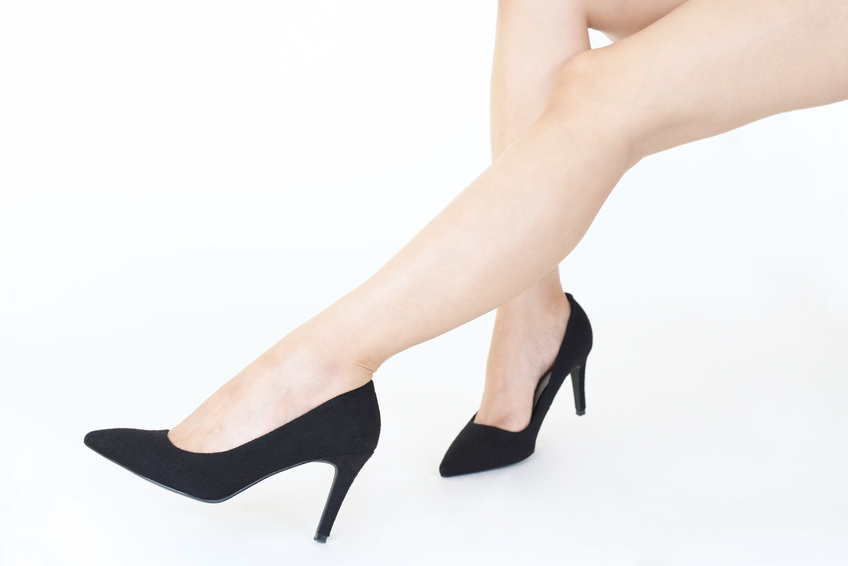 ひざ下のO脚